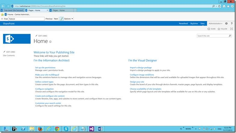 How to Add Discussion Board on SharePoint 2013 on a publishing site