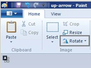 How to Change the Select Element Dropdown Arrow Direction