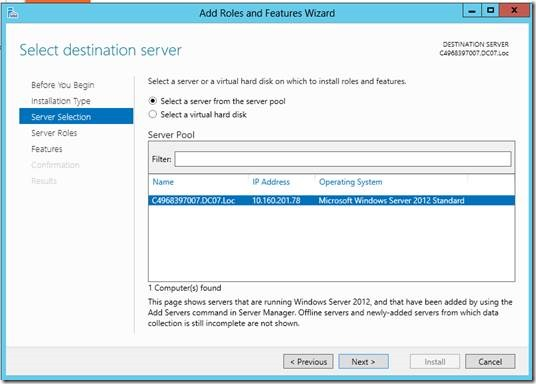 Windows Server 2012 – How to Create System Restore Point