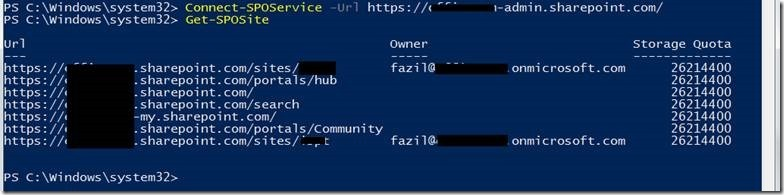 How to connect to SharePoint Online using PnP PowerShell and