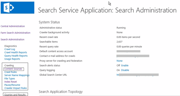 Architecture and Components of SharePoint 2013 Search - SharePoint Pals