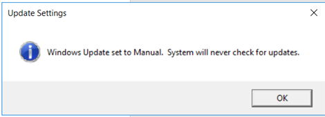 How to Disable/Enable Automatic Updates in Windows Server
