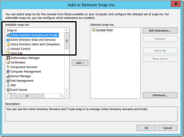 How to Custom Attributes in Active Directory in Windows Server 2012