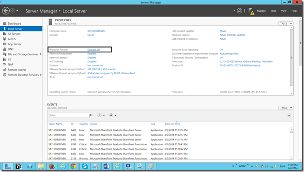 Installing and Configuring Office Web Apps for SharePoint