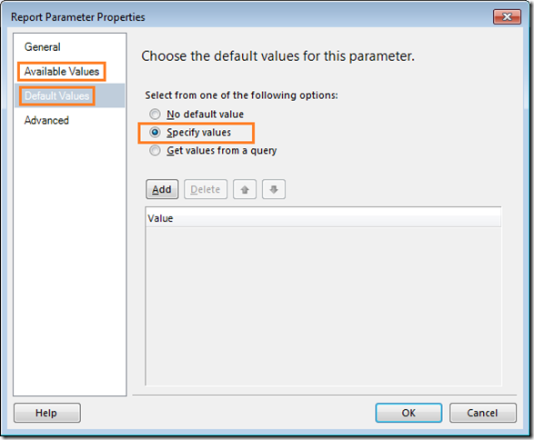 Manage SSRS Report Parameter(s) and Report Subscription in